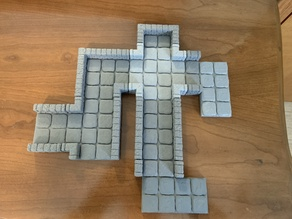 OpenForge Dungeon Stone - Corridors