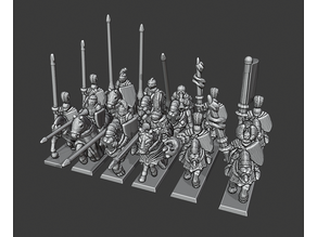 Warmaster Empire Knights