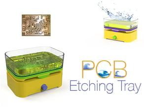 PCB Etching Tray