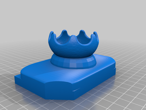 Squash ball feet for Anycubic Predator - Clip on