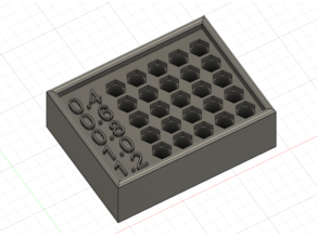 Volcano/V6 Nozzle box