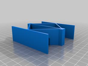 Keyforge Vault Deckbox Insert