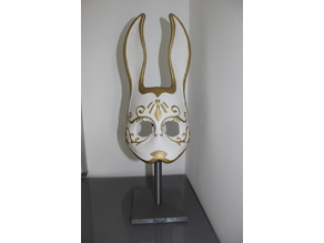 Bioshock mask stand