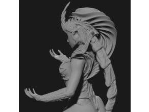 Seyla - The Alien-Demon