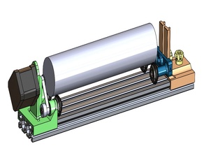 Laser Rotary Axis