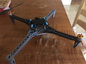 Large Camera Drone 45cm wingspan