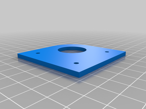 2020 rail button holder, customizable (for Tronxy)