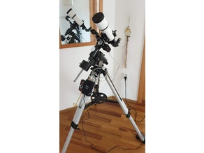 OnStep for GS-280 (old GSO) EQ telescope mount