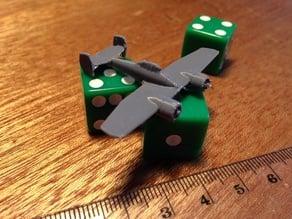 Grumman xf5f for microarmor
