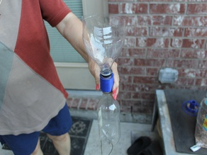 Bottle Funnel Adapter