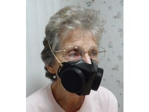 Respriator mask
