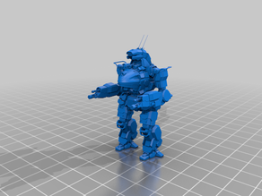 Annihilator 1P -Static Pose