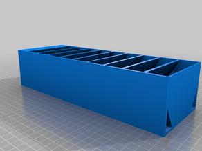 Catan tile boxes for Dakanzla tile set