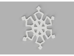 Snowflake king
