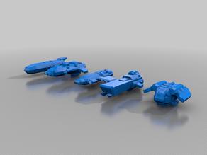 imperial fleet - delta