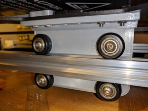 Linear Rod to 20v20 Extrusion Conversion