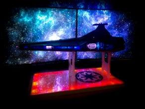 Venator Star Destroyer - LED Mod