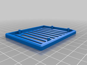 Arduino Uno Base Plate (less material)
