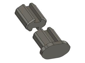 80/20 Extrusion Plugs