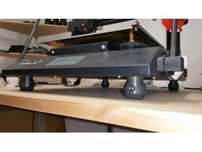 Cr10-Cr10s-Cr10Pro-CR-X - Foot Damper - V2