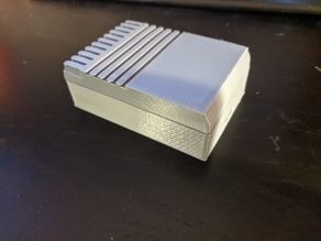 Commodore Amiga 500 style Raspberry Pi Box