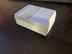 Commodore Amiga 500 style Raspberry Pi Box