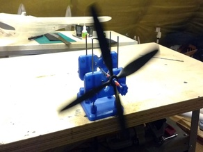 Balancer for Propellers and Spinners
