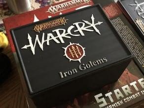 Warcry Warband Storage