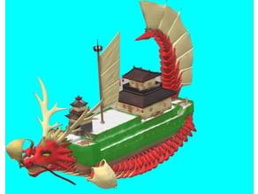 Shou Dragonship Reimagined
