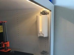 60mm cotton pad holder for Ikea Platsa cabinet