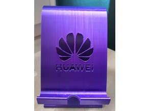 Phone stand Huawei logo