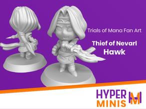 Chibi Hawk | Trials of Mana (Seiken Densetsu)