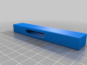 Jigsaw blades box - Tube à lames de scie sauteuse