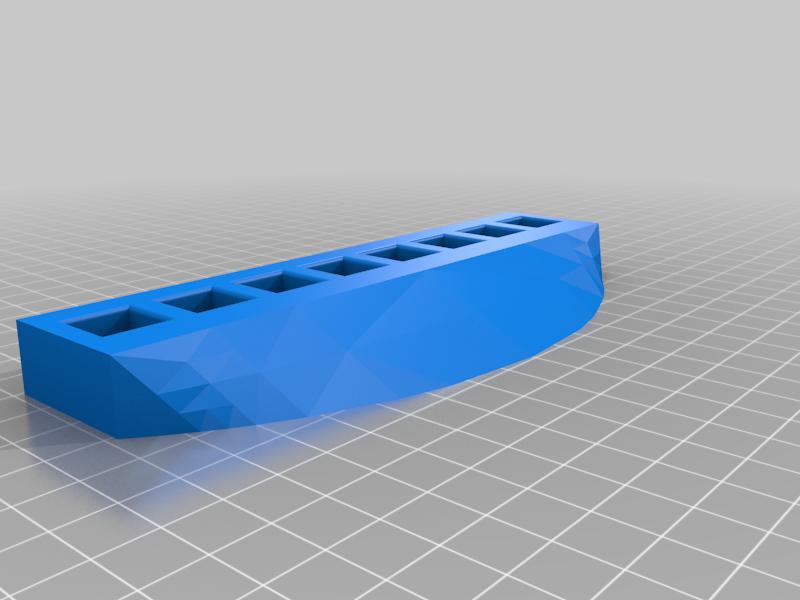 CNC Bit Holder for Snapmaker