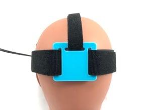 VR Goggle Strap Connector