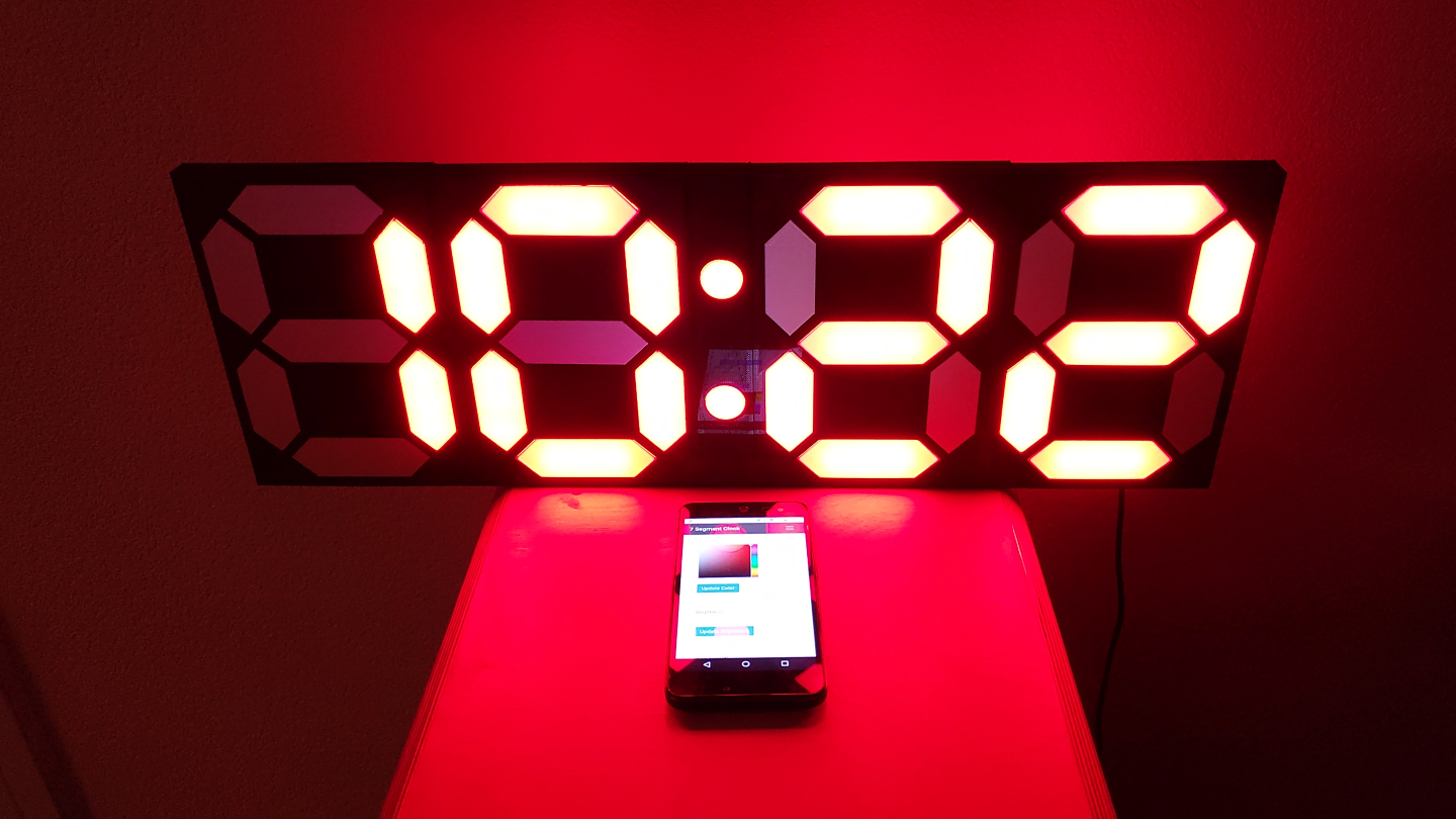 7-Segment-Digital-Clock-V2