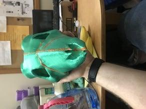 Warlock Stag Helmet
