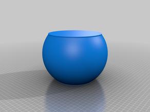 Spherical bowls - vase mode