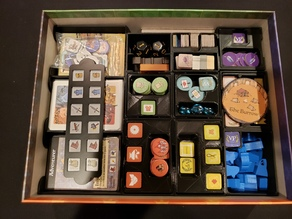 ROOT Board Game Organizer (w/ All Expansions)