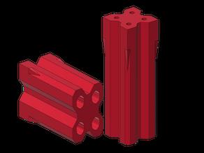 Creality Cr10 85mm Legs ( standalone ATX mod)