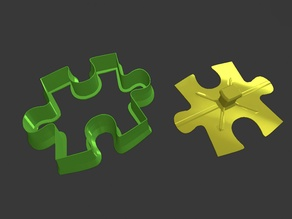 Cookie cutter - Puzzle