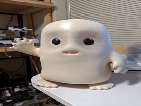 Doctor Who Adipose Alien