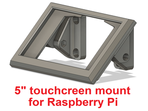 "5"" Touchscreen for Raspberry Pi."
