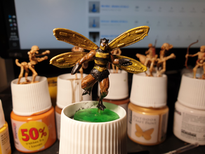 Buzz Off - Masters Of The Universe - Miniature
