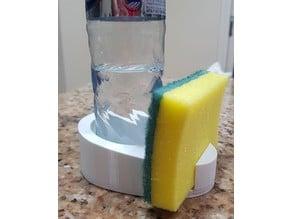 Suporte detergente e esponja