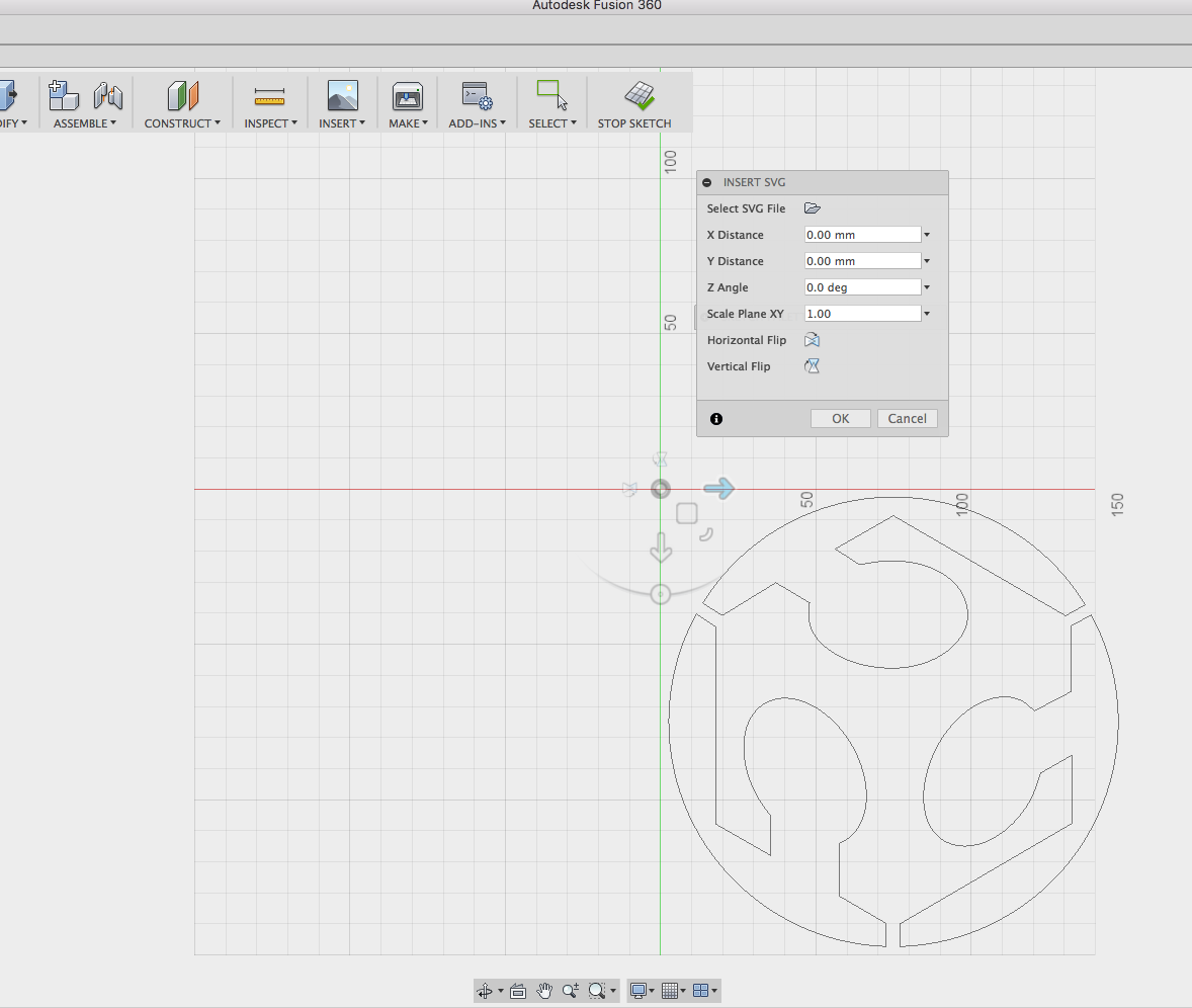 Fab Lab Logo by IDEAS_Center - Thingiverse