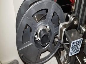 Filament guide 30mm (Ender 3)