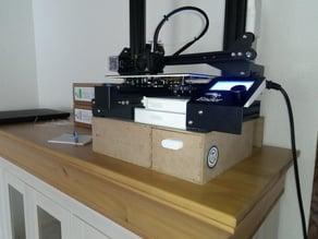 Ender 3 Pro - Shelf