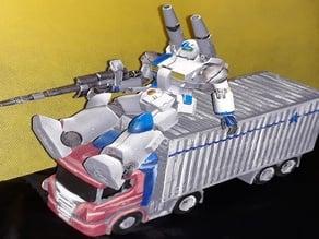 Arctic Hauler Truck