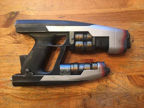 Star lord gun (Quad blaster,split) check out original